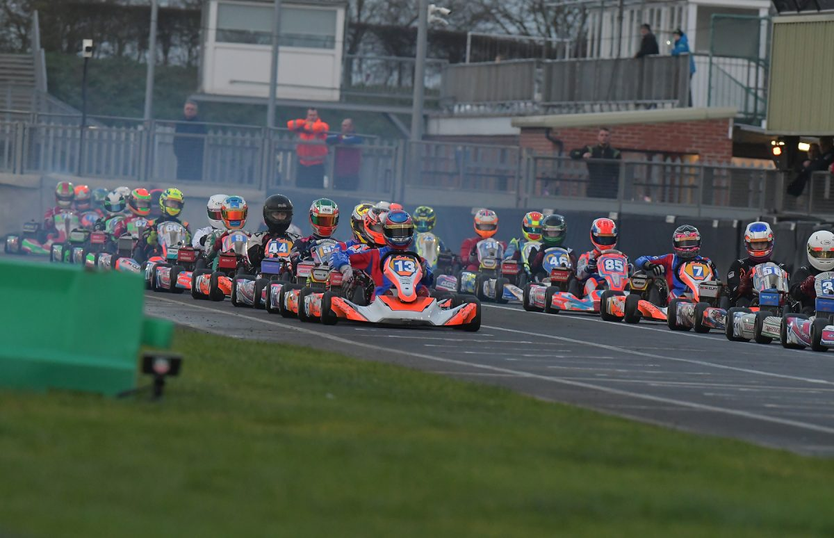 Sodi Vitesse Rotax PFI winter series
